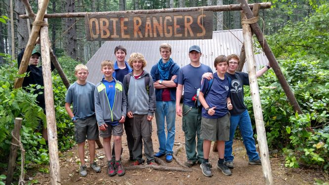 summer camp Merriweather